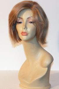 available for rent: blonde bob wig in human