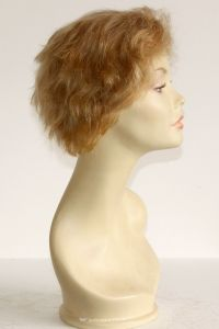 available for rent: Maryilyn Monroe's style short blonde wig in human hair