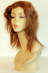 available for rent: shoulder length cherry blonde / hazel wig in human hair
